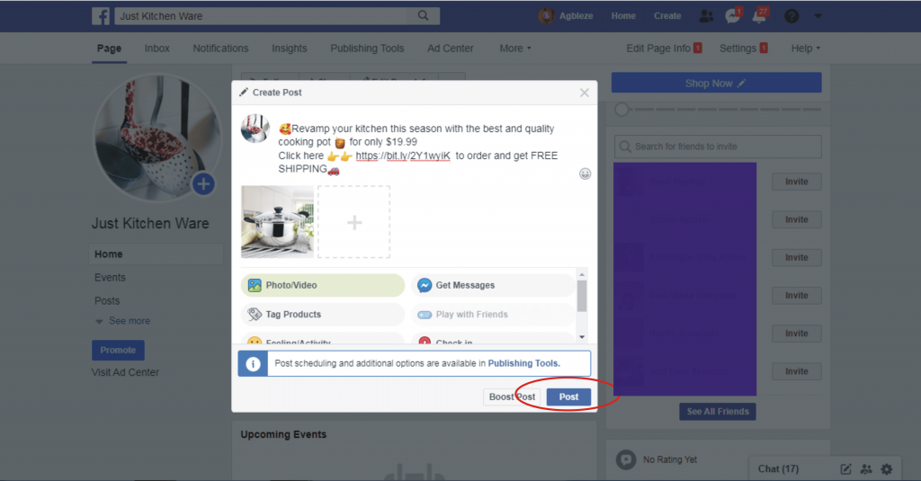 18 should i run facebook ads for my shopify store