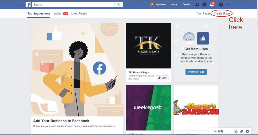 2 how to create a facebook business page