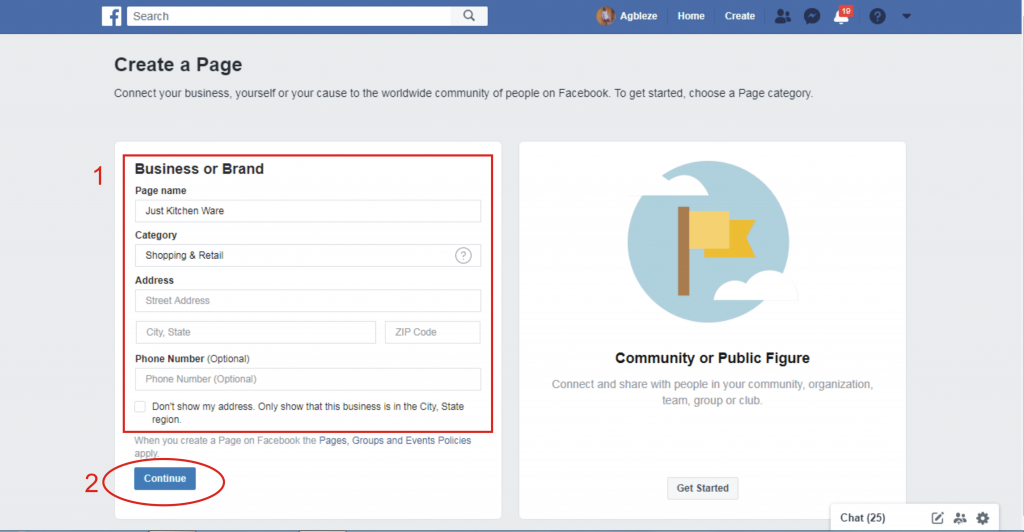 5 how to create a shopify facebook page and runs ads
